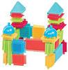 Конструктор-бристл Bristle Blocks - Строитель 112 дет. (3091Z)