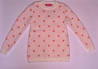 Свитер для девочки, р.6-16л, купить детские свитера оптом