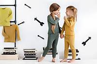 Теплые рейтузы из шерсти Merino для деток от 4 месяцев до 6 лет