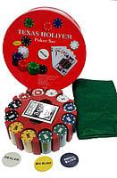Набор для покера 240 шт