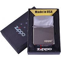 Зажигалка бензиновая Zippo в подарочной упаковке 4748 SO