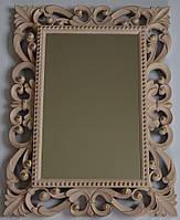 Интерьерное зеркало в гостиную (61х46х6 см.)