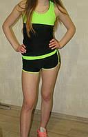 Шортики женские для занятия фитнесом и спортом