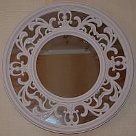 Интерьерное зеркало (66х66х5 см.)
