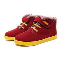 Детские ботинки Wicky Cherry/Yellow