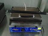 Однопостовий контактний гриль тостер Pimak M071-1(Туреччина), фото 2