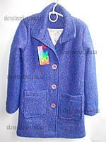 """Пальто детское на девочку (7-11 лет)  """"Play"""" LB-1037"""