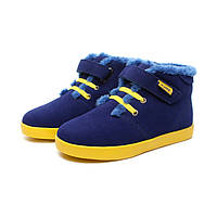 Детские ботинки Wicky Blue/Yellow