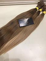 Наращивание Продажа Волос (на трессе,на капсуле в хвосте) Не окрашенные славянские волосы