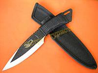 Нож метательный Scorpion 203 с ножнами