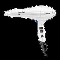 Профессиональный фен для волос Moser Power Style White (4320-0051)