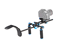Плечевой камкордер (DSLR Rig)  ZD0102A