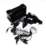 Портативная универсальная солнечная система GDLITE GD-8017
