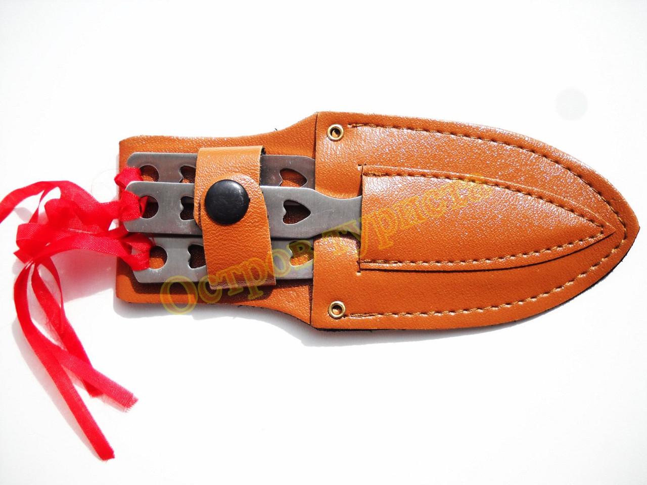 Ножи метательные СФБЗ набор 3 шт