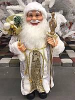 Новогодний дед мороз 60 см / санта клаус, фото 1