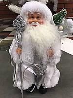 Новогодний дед мороз 30 см / санта клаус, фото 1