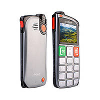 Телефон Sigma Comfort 50 Light Grey (бабушкофон)