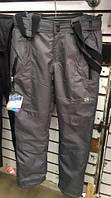 Мужские штаны лыжные с подтяжками