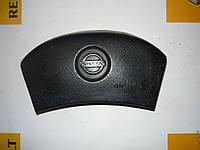 Подушка безопасности водительская Nissan Interstar 98> (OE RENAULT 8200142294)