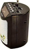 Портативная колонка DS-002 с AUX, USB, microSD, радио , портативная акустика, аудиотехника, электроника