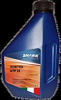 """Масло трансмиссионное минеральное Shark Italian Lubricants """"Vortex ATF II"""", 20л"""
