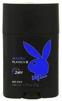 Playboy Дезодорант твердий Malibu 53мл.-оригінал