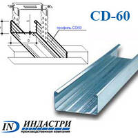 Профиль для гипсокартона СD 60 0,45 мм