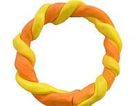 Хендгам (жвачка для рук handgum) - Хамелеон Оранжевый в желтый 50 г.