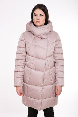 a50110484f5e Куртка зимняя женская Kattaleya KTL-203 бежевая (#580)