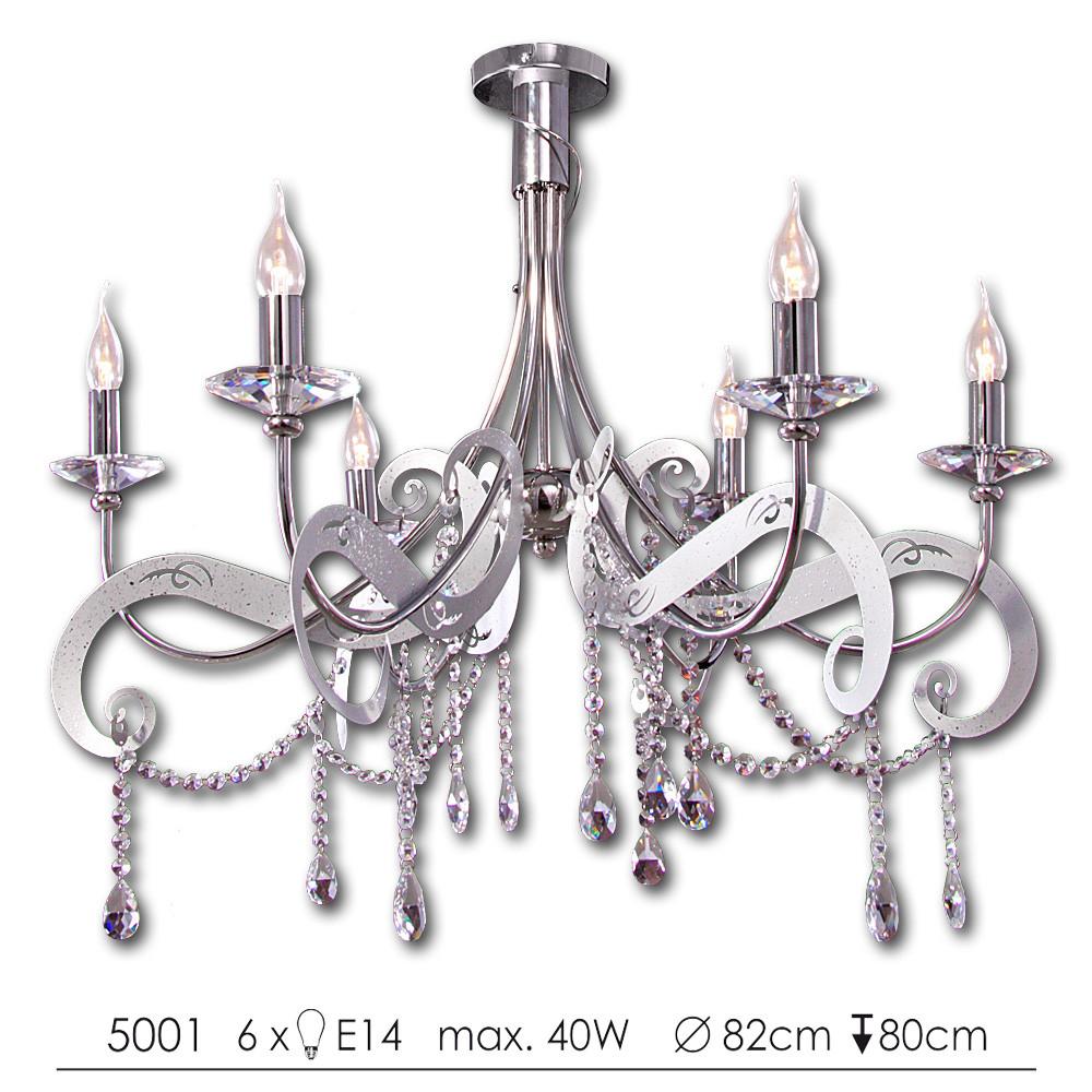 Люстра VENEZIA 5001 (Lis)