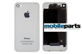 Задняя крышка для iPhone 4, 4G Оригинал (Белая)