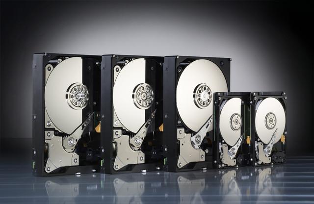 Жосткие диски для систем видеонаблюдения