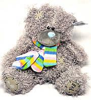 """Игрушка """"Мишка Тедди"""" с камнем в носу (плюшевый) 20 см., 3 вида"""