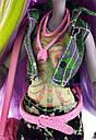 Набір ляльок Monster High Дракулаура і Моаника Draculaura Moanica D kay Ласкаво просимо у Школу Монстрів, фото 8