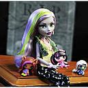 Набір ляльок Monster High Дракулаура і Моаника Draculaura Moanica D kay Ласкаво просимо у Школу Монстрів, фото 10