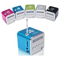 Акустическая система TD-V26, радио и mp3, портативвная акустика, аудиотехника, элеектроника