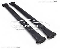 Поперечины на рейлинги черные для Mitsubishi ASX 2010-2013