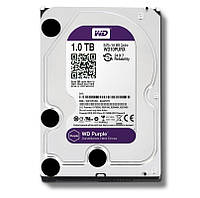 Жесткий диск HDD SATA 1TB WD Purple by Hikvision (1TB)