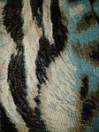 Свитер теплый из вязанного полотна  бл 664 размер 48-58, фото 6