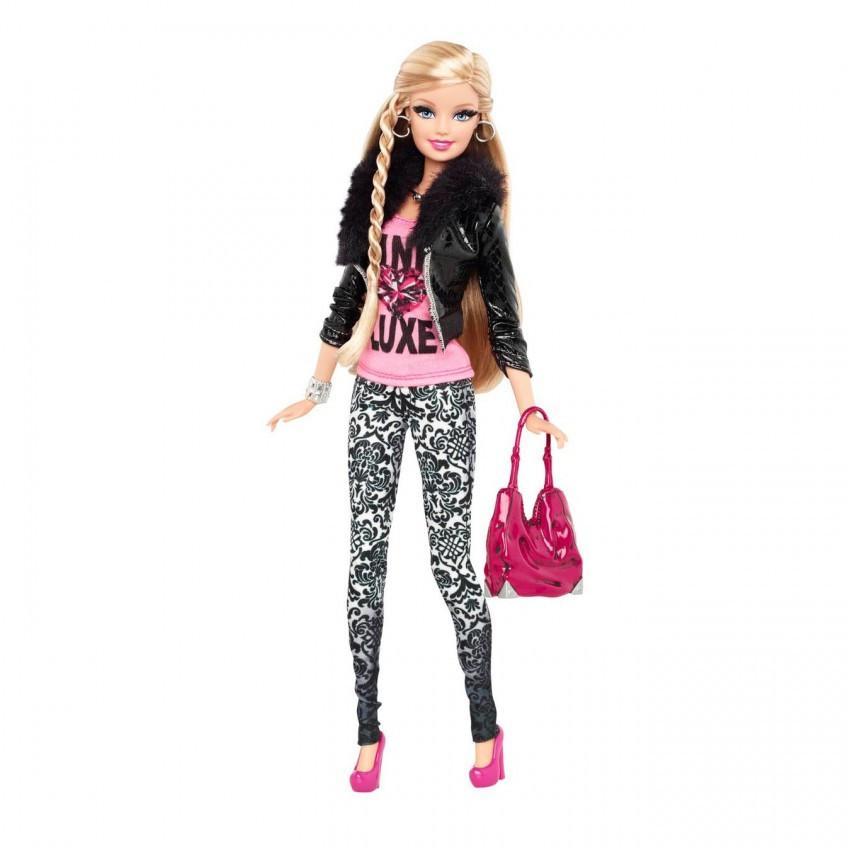"Лялька Барбі ""Модниця Делюкс""(BARBIE Style Pink Luxe Doll)"