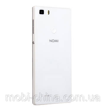 Смартфон Nomi i5031 EVO X1 16GB White ' 3, фото 2