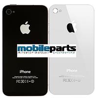 Задняя крышка для Apple iPhone 4S Оригинал (Белая)
