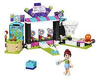 LEGO Парк развлечений Игровые автоматы Friends Amusement Park Arcade 41127