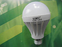 Лампочка LED LAMP E27 12W  UKC Энергосберегающая Круглая