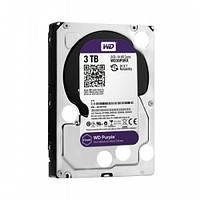 Жесткий диск HDD SATA 3TB WD Purple (3TB)