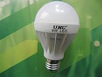 Лампочка LED LAMP E27 9W  UKC Энергосберегающая Круглая