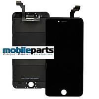 Дисплей (Модуль) + Сенсор (Тачскрин) для Apple Iphone 6 (Оригинал Китай, Tianma) (Черный)
