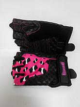 Жіночі рукавички для фітнесу Gl
