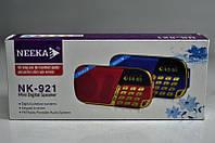 Радиоприемник NEEKA NK-921, с МР3 плеером , портативная колонка, аудиотехника, портативная акустика, радио