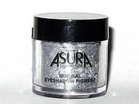 Рассыпчатые минеральные пигменты (almost black) Asura